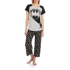 Dr. Seuss Women's Junior Fit Grinch Hearts Plush Fleece Lounge Pajama Sleep Bottom Pants PJ's, Black
