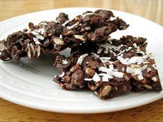 Mutritious Nuffins: Chocolate Chunk Bark