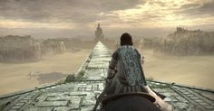 Shadow of the Colossus trailer showcases 4K vistas