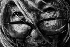 Gritty+Homeless+Photography+-+Lee+Jeffries+Captures+the+Dramatic+Reality+of+Aging+(GALLERY)