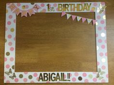 14 Birthday Party Ideas, Disney Princess Birthday Party, Girl Birthday Decorations, Prince Birthday, 1st Birthday Parties, Ninja Birthday, 14th Birthday, Baby First Birthday, Birthday Photo Frame