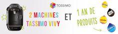 Participez au Moment Tassimo #OreovsCarambar et tentez de remporter 2 machines et 1 an de produits !