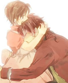 I remember when I used to be so scared of Spain because of his Pirate days, I still am, but not so much, he is one of my favorites. He will protect Romano forever