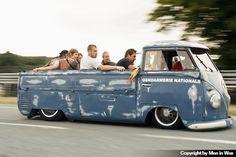 VW Bus Pick-up