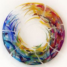 Glass artist Annemiek Punt