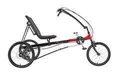 Utah Trikes - SunSeeker Eco Delta 3 SX Recumbent Trike