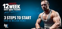 Bodybuilding.com - 12 Week Daily Trainer With Kris Gethin! possible plan