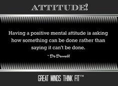 #Attitude #Quote by Bo Bennett
