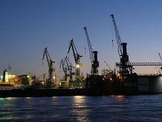 industrie Elbe