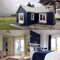 """The Wee House Company is a recent Scottish startup offering energy-efficient small houses designed to appeal to first-time homebuyers, downsizing empty-nesters and anyone wanting to add a rental cottage or ""granny flat"" to their backyard. They now have three models, a studio, a one bedroom and a two bedroom, all based on rural Scottish vernacular houses.➡️#smallhousebliss #tinyhousenews #tinyhouse #smallhouse #tinyhome #tinyhouseliving #tinyhousemovement"" Photo taken by @tinyhousenews on…"