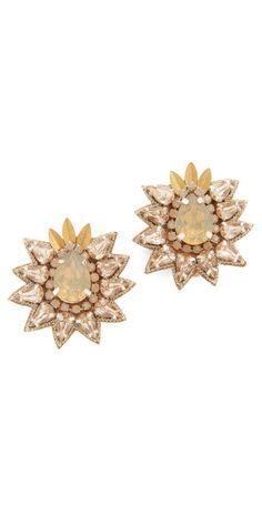 Deepa Gurnani Deepa By Deepa Gurnani Sachi Earrings | SHOPBOP