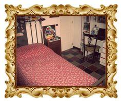 zcily95 della redazione quartatst: La camera di Vincent ad Arles #imparalarte