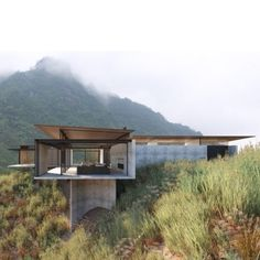 """""""Mi piace"""": 7,897, commenti: 27 - A Designer's Mind (@adesignersmind) su Instagram: """"Love the design of this proposed residence in China by @robinson_architects the combo of form and…"""""""