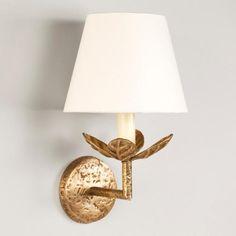 Vaughan Designs | Carrick Leaf Wall Light