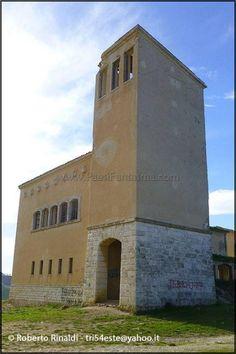 Borgo Baccarato - Paesi Fantasma