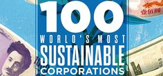 TD Named to 2015 Global 100 Most Sustainable Corporations in the World