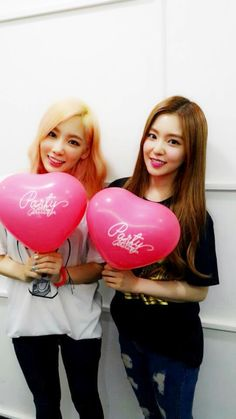[OFFICIAL] 150710 KBSMusicBank's Twitter Update - #IRENE with SNSD's Taeyeon #REDVELVET