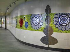 David Lee Csicsko mosaic