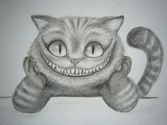 Cheshire Cat 2 by ~SONIXA on deviantART