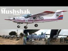 Pakistan Delivers Five Super Mushshak Trainers To Nigeria The Nigerian Air Force (NAF) on Sunday took delivery of the second batch of Super Mushshak trainer aircraft that the Federal Government had since ordered from Pakistan. The newly-delivered aircraft, which are capable of being used for...