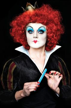 The Red Queen Tammie Brown Drag Queen Magazine Magnus Hastings I Am A Queen, Red Queen, Tammie Brown, Rupaul Drag Queen, Jinkx Monsoon, Drag King, The Vivienne, Androgyny, Art Of Living