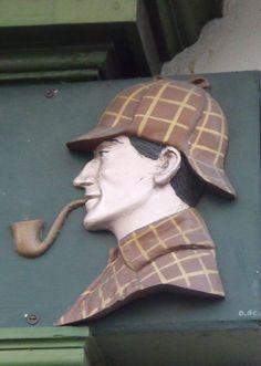Arthur Conan Doyle, Sherlock Holmes, Mystery, Boards, Planks