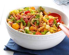 Colorful and Delicious Pasta Salad Recipe