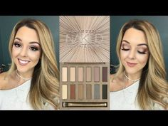 NEW Urban Decay Naked Ultimate Basics Palette First Look + Tutorial - YouTube