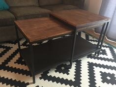 """If you Google """"Ikea hacks"""", there will be thousands of examples of ways to customize your IKEAfurniture. There are endless possibilities to update your seeminglymass-produced table, c…"""