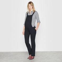 Salopette de grossesse R essentiel - Vêtement de Grossesse Overalls, Normcore, Shopping, Pants, Style, Fashion, Dungarees, Fashion Ideas, Outfit