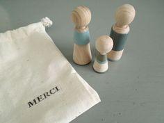 love these toys - de rien madame