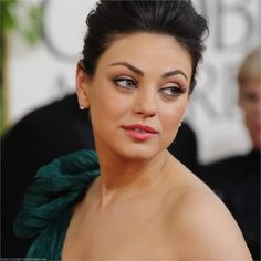 """#TodayinHistory #MilaKunis was born on 14th August 1983  Milena Markovna """"Mila"""" Kunis is an American actress born on 14th August. In 1991, at the age of seven, she moved from the Ukrainian SSR to Los Angeles with her family.  Read more at http://www.laughspark.com/today-in-history-on-14th-august-14254/today-in-history-mila-kunis-was-born-on-14th-august-1983-3389 #Factoftheday #Laughspark #Celebrity"""
