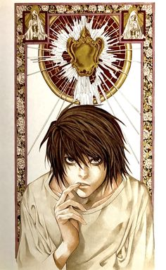 ZJ — Illustration of L Lawliet from Death Note, via the. Death Note Fanart, L Death Note, Manga Art, Anime Art, L Lawliet, Photo Images, Manga Covers, Cool Posters, Animes Wallpapers