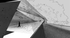 Cultural Centre by Mark Drummond Johnson, via Behance