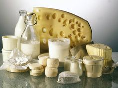 Fromage lait beurre