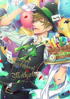 Makoto by Himeichiko Haru And Makoto, Free Makoto, Makoto Tachibana, Makoharu, Hot Anime Guys, I Love Anime, Avatar, Free Iwatobi Swim Club, Mobile Wallpaper