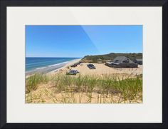 """""""The Beachcomber  Cahoon Hollow"""" by Christopher Seufert, Chatham, Cape Cod // Wellfleet, Cape Cod Christopher Seufert Photographyhttp://www.CapeCodPhoto.net // Imagekind.com -- Buy stunning fine art prints, framed prints and canvas prints directly from independent working artists and photographers."""