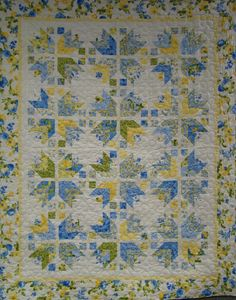 Moda+Summer+Breeze+II+Patterns | ... Summer Breeze by Moda and the pattern is Harvest by Cozy Quilt Designs