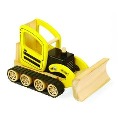 Pintoy Bulldozer from The Toy Centre UK