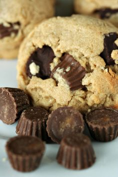 Reese's Peanut Butter Cookies ~