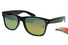Ray-Ban Wayfarer 2132 Black Frame Colorful Lens RB1208 [RB-1228] - $14.80 : Cheap Sunglasses,Cheap Sunglasses On sale