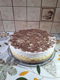 Gesztenyés habos, krémes torta – Sütés nélküli süti a hétvégére! Poppy Cake, Dessert Recipes, Desserts, Winter Food, Cake Cookies, Macarons, Nutella, Tiramisu, Food And Drink