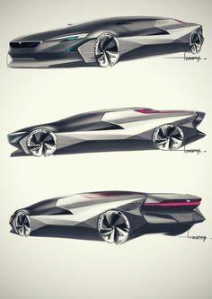 Peugeot by  Swaroop Roy