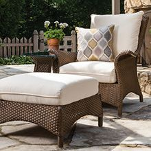 Attirant Lloyd Flanders Premium Outdoor Furniture Is Woven For Life And Crafted To  Serve Your Family For Generations. Browse Our Lloyd Loom Wicker, Woven  Vinyl, ...