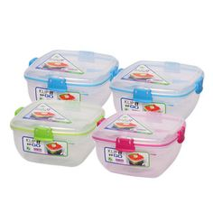 Salad-to-Go 4 Piece Set, $25, now featured on Fab.