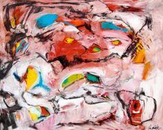 "Saatchi Art Artist Lia Galletti; Painting, ""GALLOP"" #art"