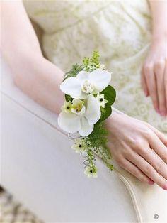 Casamento: Corsages para noivas