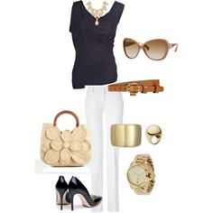 summer night out, created by dun72.polyvore.com