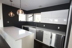Sands Point - contemporary - kitchen - new york - Prime Renovations Inc