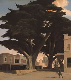 RICK AMOR Rick Amor was born in Frankston, Victoria in In 1965 he completed a Certificate of Art at t. Urban Landscape, Landscape Art, Landscape Paintings, Australian Painters, Australian Artists, Artist Gallery, Fine Art Gallery, Postmodern Art, Colonial Art
